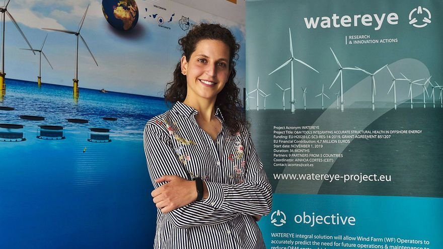 Plocan dota de 'ojos' a los parques eólicos