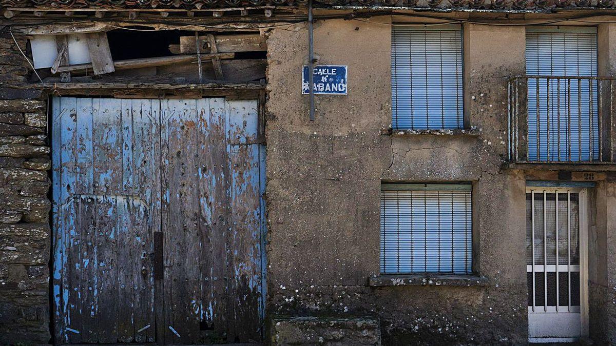 Despoblación en Zamora.
