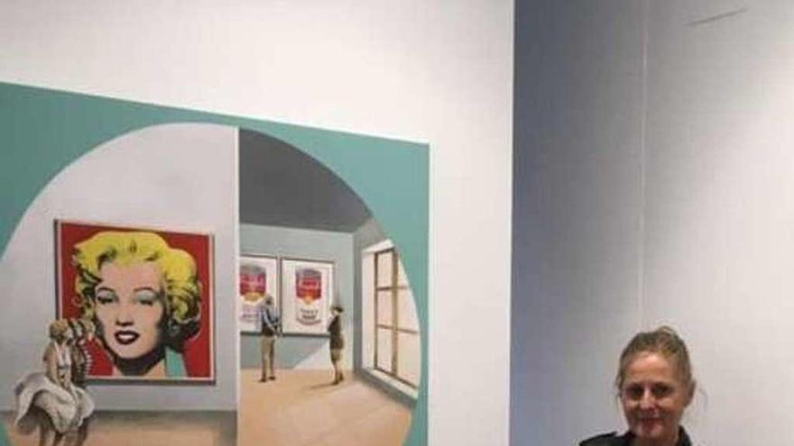 """""""Las mujeres de mis cuadros tienen más que ver con la feminidad que con el feminismo"""""""