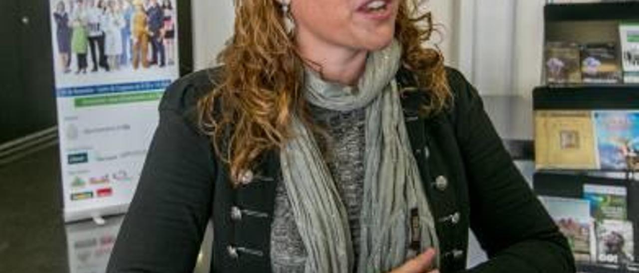 Ami Bondía, experta en marca personal.