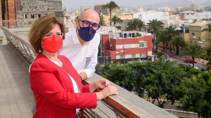 El periodista Kiko Barroso pregona las fiestas de Las Palmas de Gran Canaria