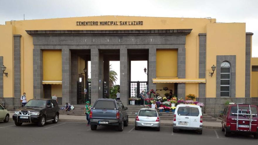 El cementerio de San Lorenzo abre con horario especial el día de Todos los Santos