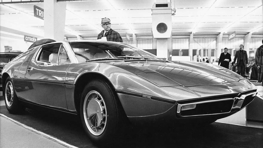 EL Maserati Bora cumple 50 años