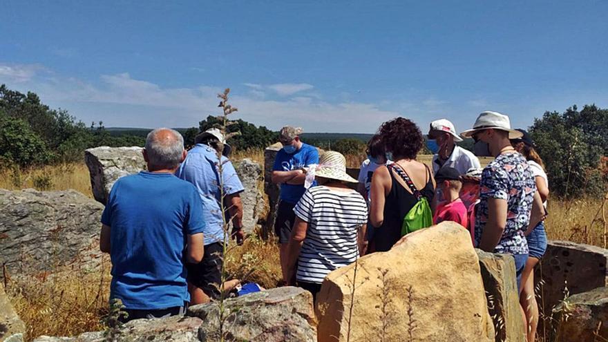 La Ruta Arqueológica de Benavente se reinventa con nuevas visitas para superar la crisis