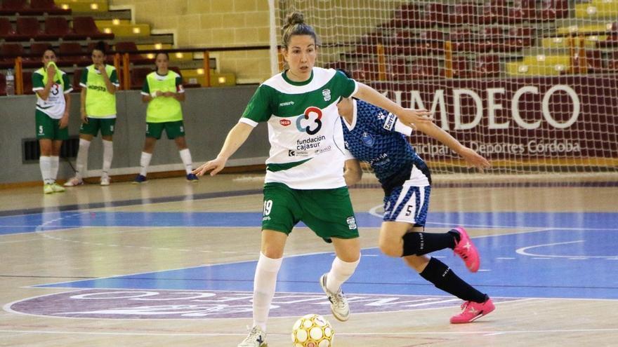 Inma Sojo continuará en el proyecto del Deportivo Córdoba