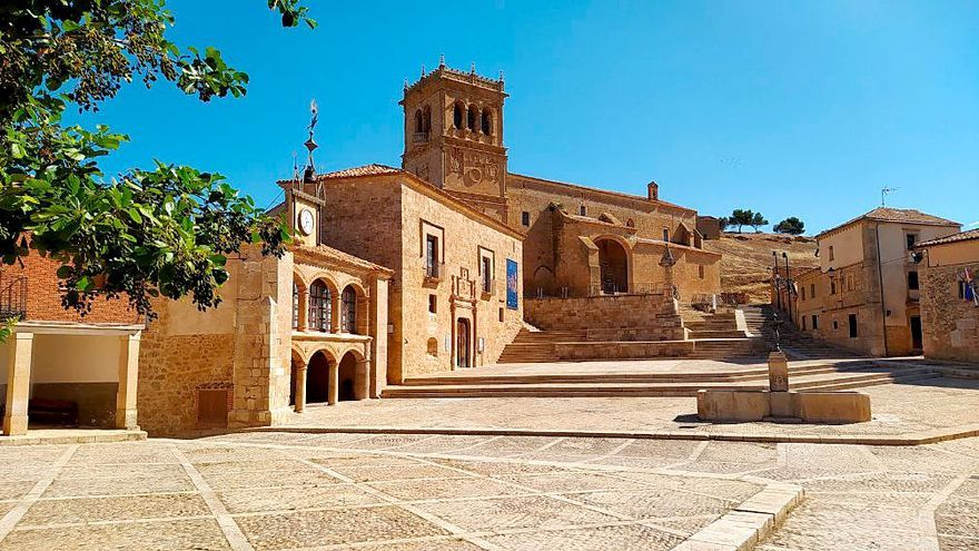 Morón de Almazán (Soria) registra la temperatura más baja de Castilla y León