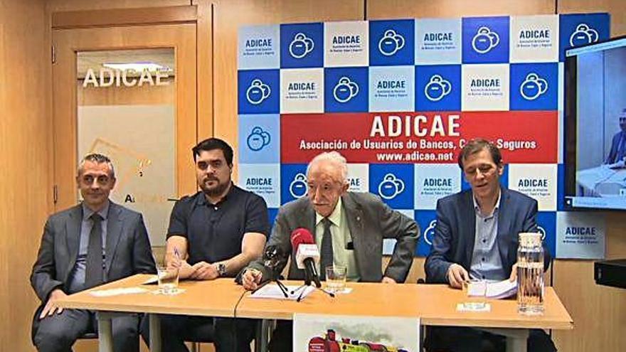 Adicae anima a reclamar a 30.000 gallegos afectados por el IRPH