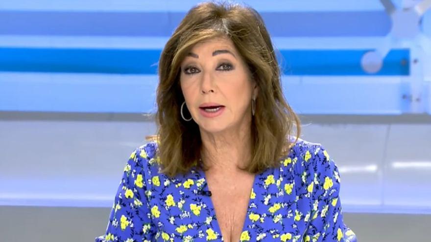 """Ana Rosa evita una respuesta de Rocío Flores a su madre y la audiencia estalla: """"Si Rocío Flores habla, el programa mío se le queda pequeño"""""""