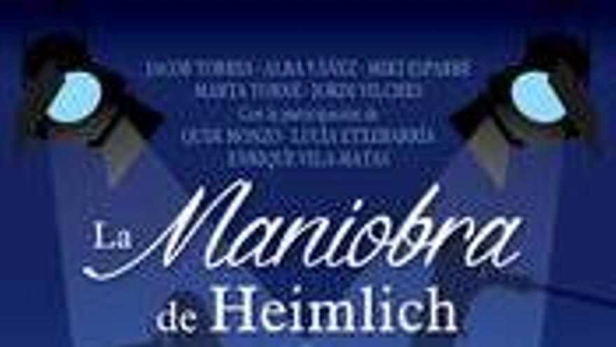La maniobra de Heimlich