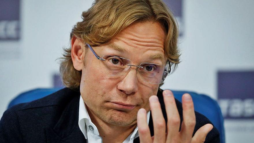 """Karpin quiere que Rusia """"juegue valiente"""""""