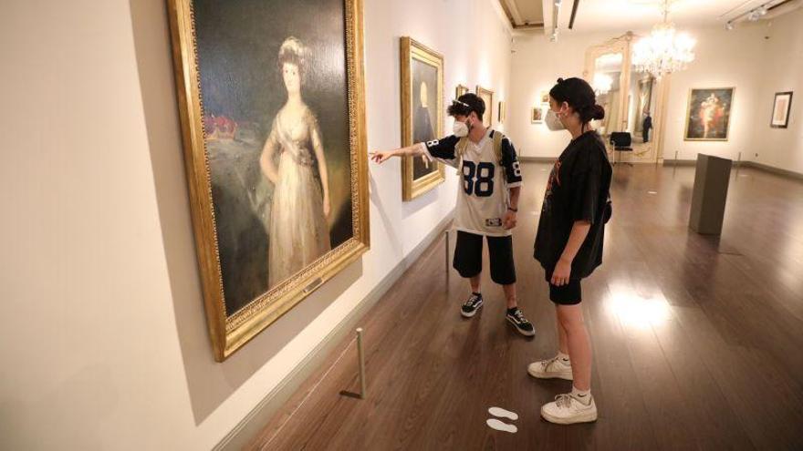 Goya, el genial artista aragonés, está de cumpleaños