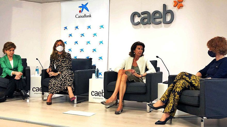 Planas: «Incorporar al poder a la mujer es la única opción»
