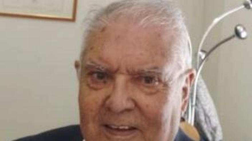 Fallece José Lorenzo, vicepresidente de la Cofradía del Cristo de Valderrey, en Zamora