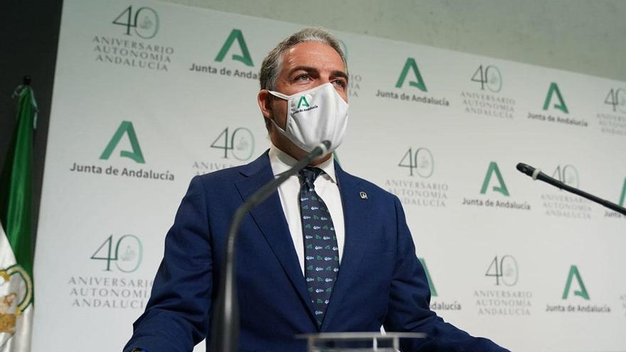 La Junta se prepara para actuar ante un escenario de 3.000 hospitalizaciones