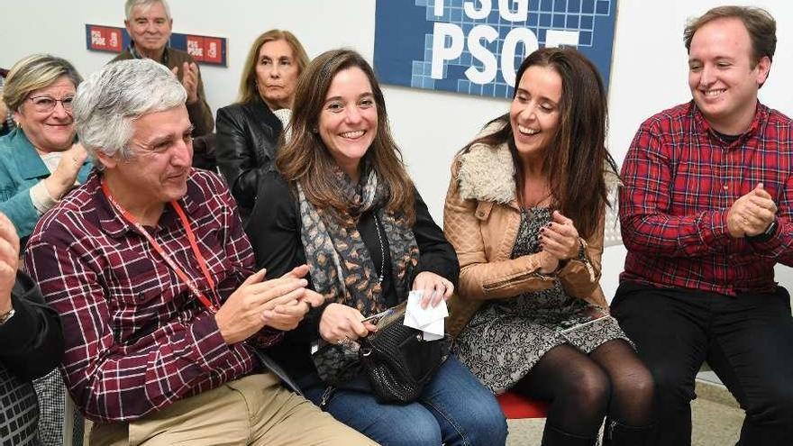 El PSOE teje una nueva etapa