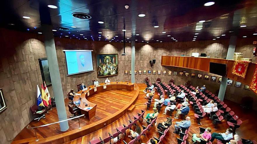 La Universidad de Verano de La Gomera celebra su sesión inaugural dedicada a la geología insular