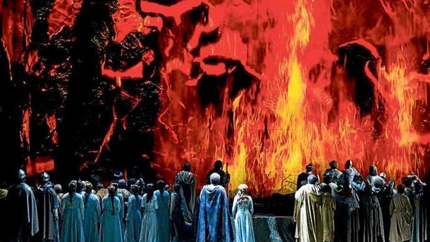 Oper auf Mallorca: Menschliche Abgründe im Teatre Principal