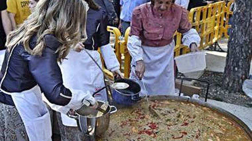 La Festa de l'Arròs de Sant Fruitós estrena amb èxit els paquets turístics