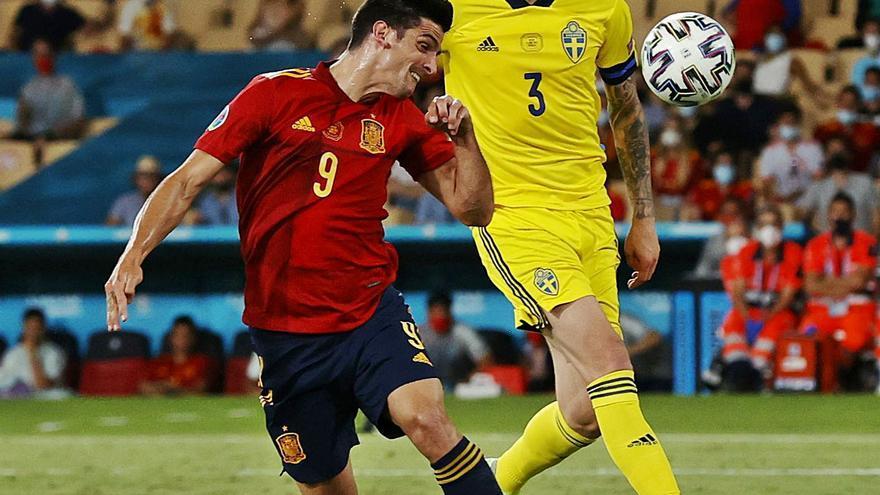 Gerard Moreno es una garantía segura de gol