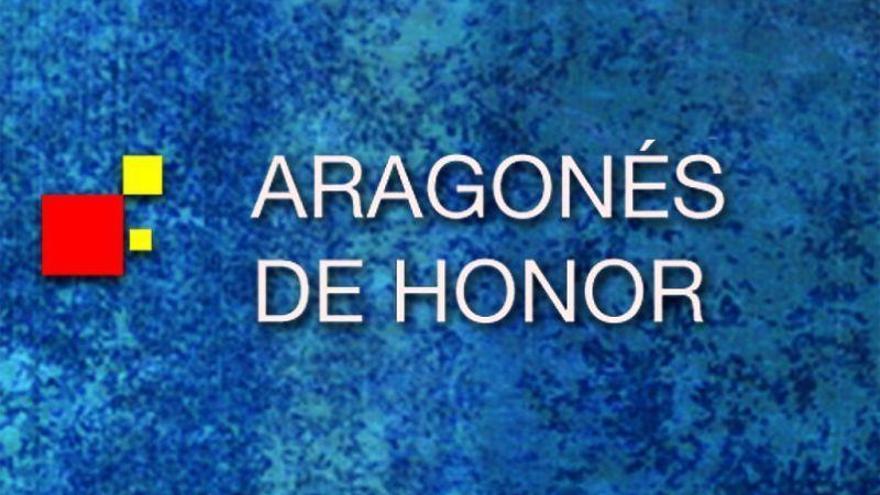 Un premio que reconoce el compromiso con Aragón