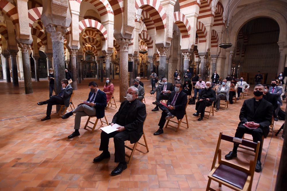 Lectura continuada del Inca Garcilaso en la Mezquita Catedral