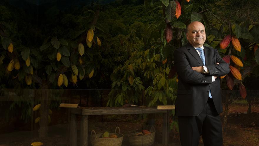 Pedro López: «Es difícil encontrar un producto más natural que el chocolate negro»