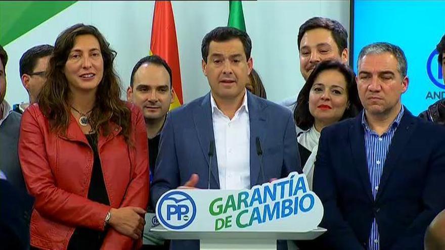"""Moreno irá a la investidura: """"Se acabó la hegemonía"""""""