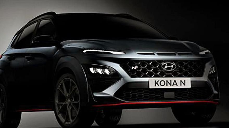 Caja automática de ocho velocidades para el nuevo Kona N