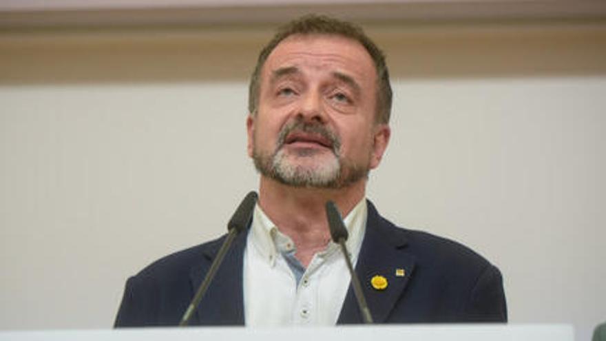 El Govern dona per fet l'expedient sancionador per l'assetjament a Exteriors