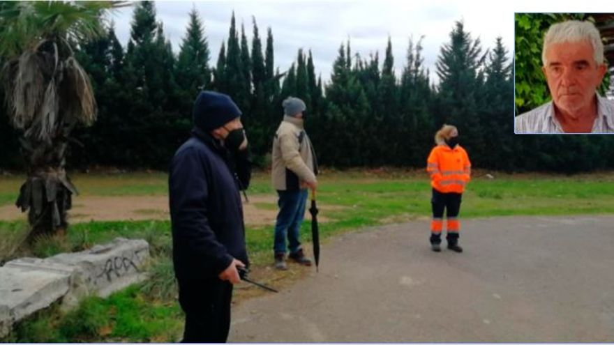 La segunda jornada de búsqueda ciudadana concluye con hallar al hombre desaparecido en Aldaia