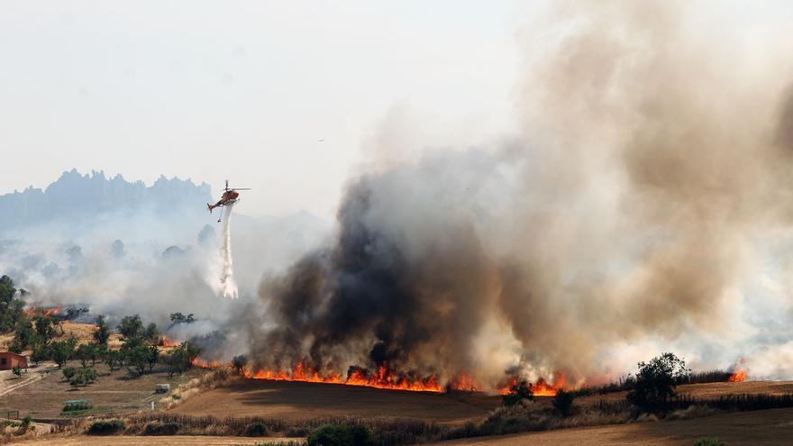La prevenció dels incendis forestals al territori centra un sopar-col·loqui aquest dijous a Manresa