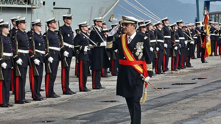 Muere en Montecelo por coronavirus el hijo predilecto de Vilagarcía, almirante Rapallo