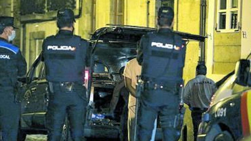 Imputado por asesinato el hombre que asfixió a su sobrino hace un mes en Santiago