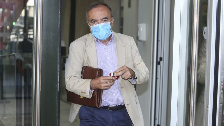 El exjefe de Urbanismo declara en el juicio del PGOU que el planeamiento bajo sospecha nunca llegó a estar vigente