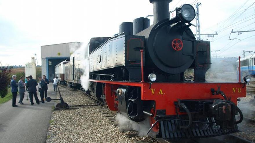 El tren turístico que piden los alcaldes aspiraría a captar cien mil viajeros
