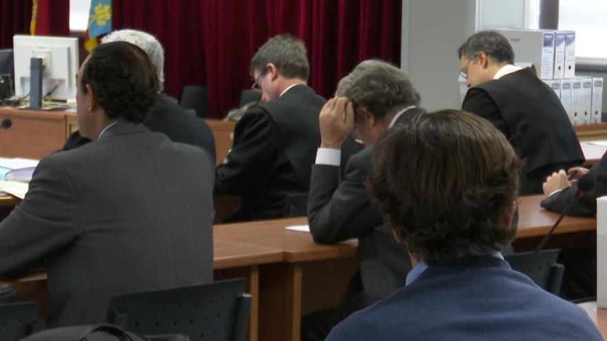 La Audiencia acuerda que los bienes decomisados a CDC vayan al Palau y Hacienda