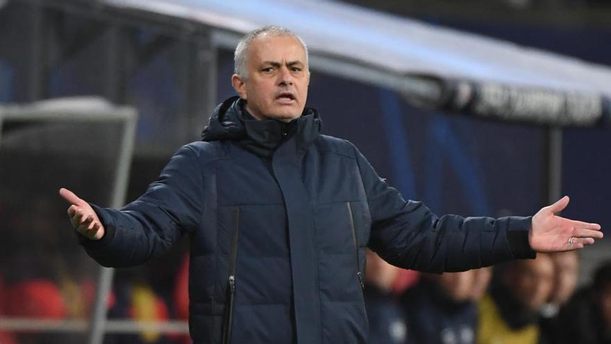 El Tottenham de Mourinho anuncia que vuelve a entrenar