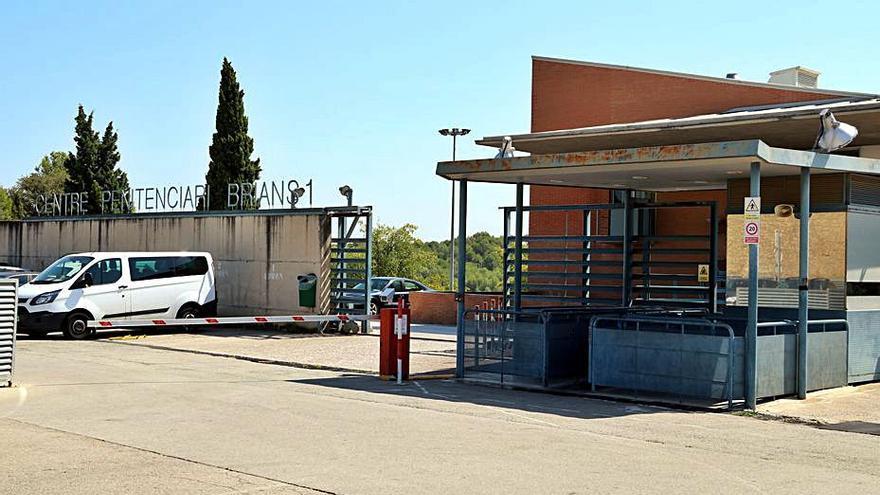 Detecten dos brots de covid-19 al centre penitenciari Brians 1