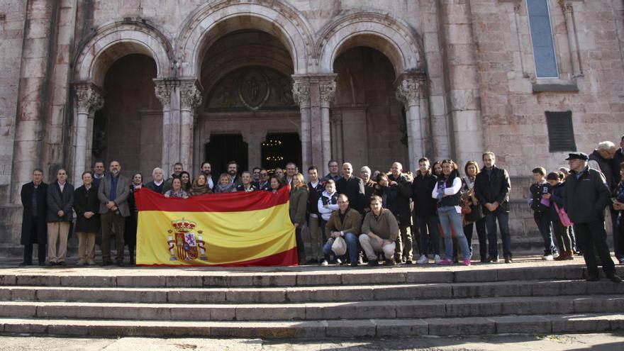 Vox elige Covadonga para iniciar su campaña electoral en toda España