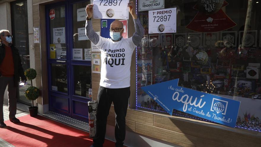 DIRECTO | Lotería de Navidad: ¡El Calvo de Zamora reparte el Gordo!