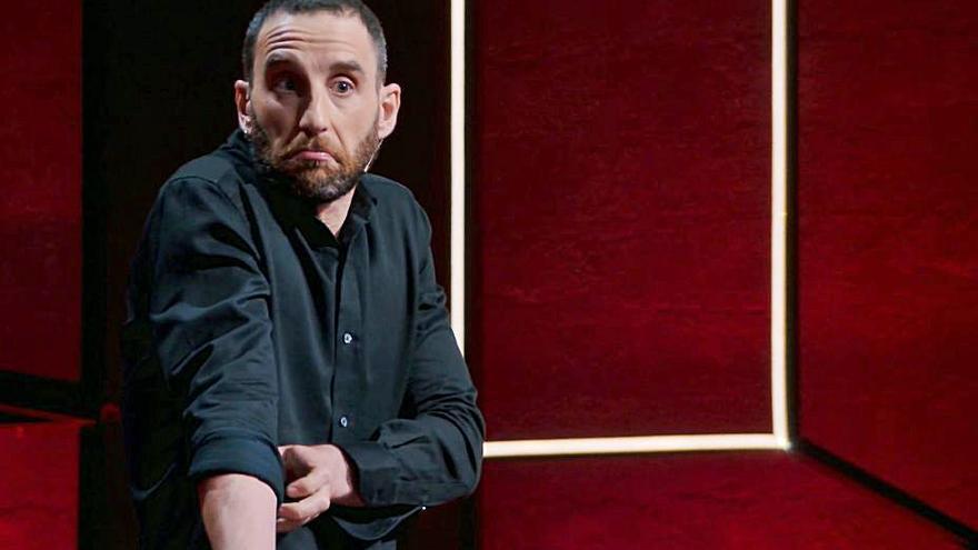 Netflix estrenará el próximo viernes 'Odio', el nuevo monólogo del cómico Dani Rovira