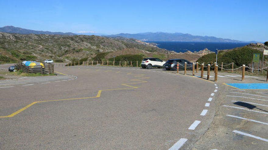 El Parc Natural restringirà l'accés rodat a la punta de Cap de Creus de Cadaqués