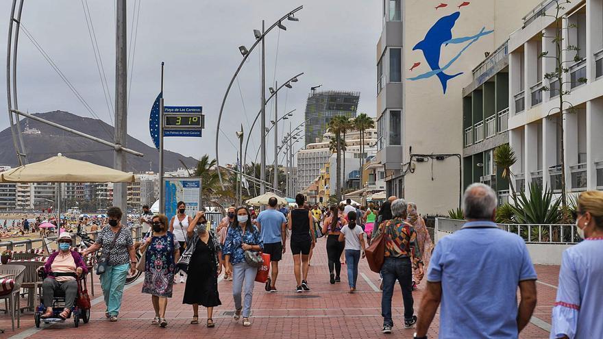 Canarias registra 136 muertes este verano, 11 veces más que el anterior