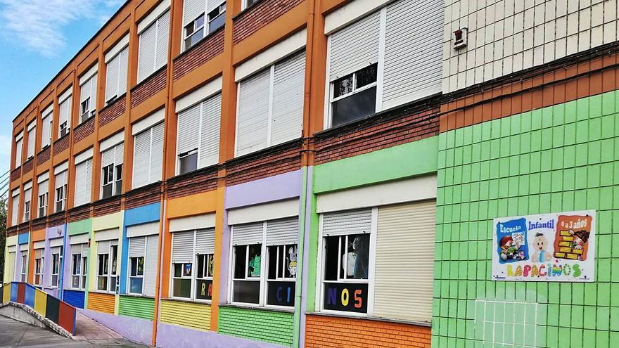 Las cinco escuelas para bebés de Langreo, listas para el curso