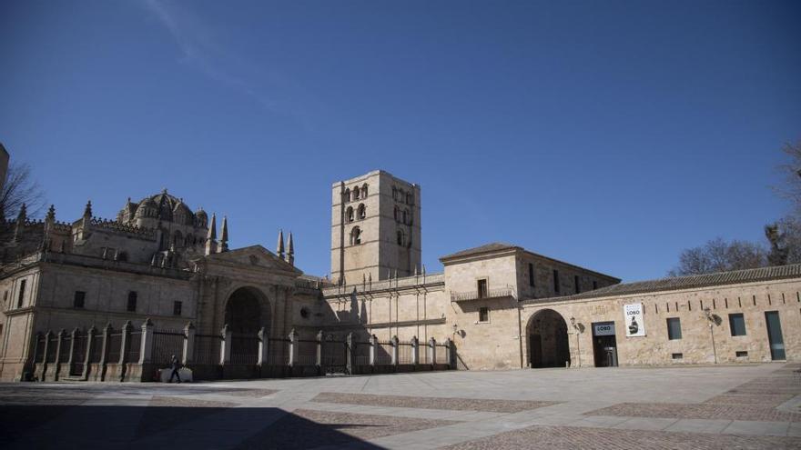 Patrimonio autoriza la intervención en las cubiertas de la Catedral de Zamora