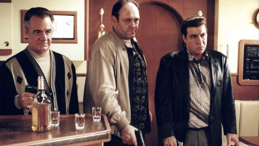 David Chase anuncia una película de 'Los Soprano'