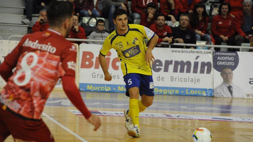 El Gran Canaria FS se rinde a la evidencia ante ElPozo Murcia