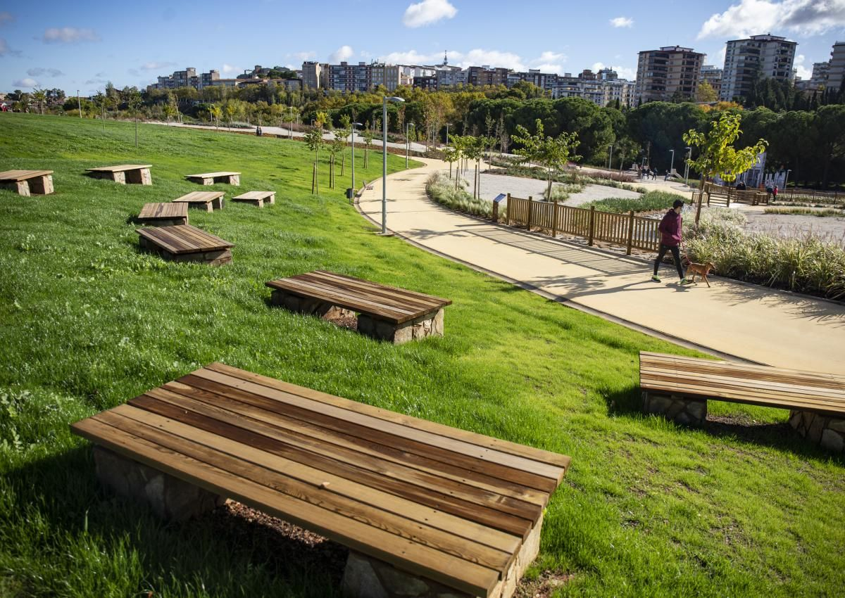 Un parque y muchos espacios, ampliación parque del Príncipe