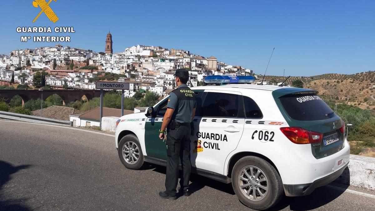 La Guardia Civil detiene a seis personas por la entrega de aceitunas obtenidas de forma fraudulenta en Montoro y Adamuz.
