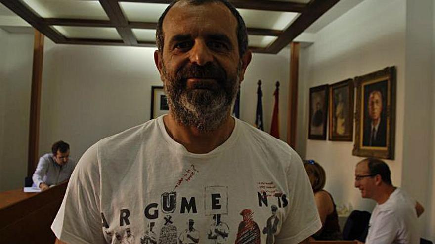 Joan Riutort será el alcalde de Santa Eugènia el próximo día 12